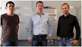 Michael Schachinger, Rudolf Kuglitsch, Martin Reitbauer-Ortner