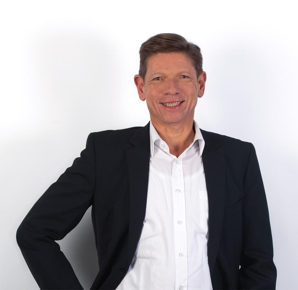 Klaus Fuhrmann von der QuoTec GmbH
