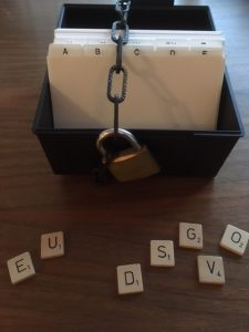 Personenbezogenen Daten schützen