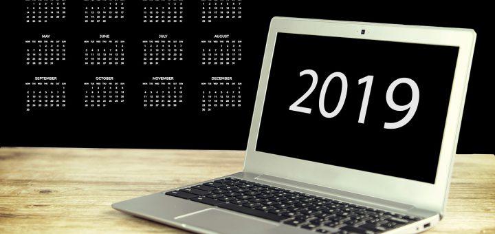Willkommen 2019!